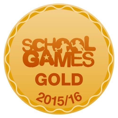 Sainsbury's School Games Silver
